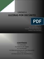 Unidad 4. Ulceras Por Decubito