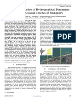 Seasonal Fluctuation of Hydrographical Parameters Along the Coastal Beaches of Mangaluru
