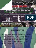 Army Forum 2007