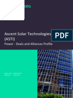 Ascent Solar Technologies Inc