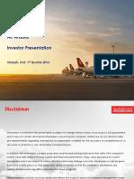 Air Arabia IR Presentation Q1 2014