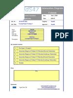 Interaction Diagram Column - Rectangular - Sides Different-JunaidS47