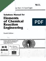 SOLUCIONÁRIO - FOGLER - 4 EDIÇÃO.pdf