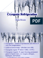 Cryogenic+Refrigeration