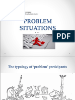 TAU Problem Situations