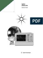Agilent Antenna Test Selection Guide 5968-6759E