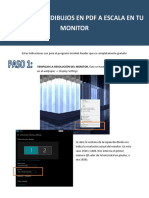 PDF a Escala