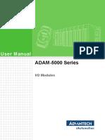 ADAM-5000 Series Manual Ed2.6