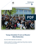 UNESCO IHE YoungScientistsEventonDRR Final