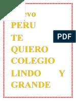 Nuevo Peru