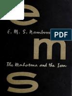 EMS - Mahatma and Ism