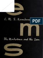 EMS - Mahatma and Ism