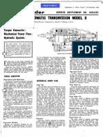 Model 8 Rebuild Information