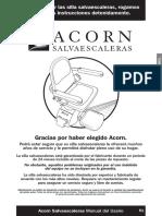 Manual e Instrucciones de Uso Salvaescaleras LITEOS