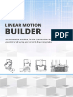 Linear Motion Builder