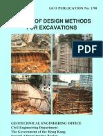 Excavation Design Guide Hk