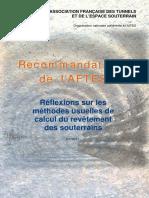GT7 - Réflexions Méthodes de Calcul