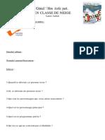 Livre Français Genial Questions Tous
