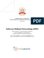 SDN testbed