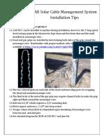 CAB Solar Install Guide-03232016