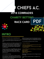 2018 Faku Chiefs Charity Drive