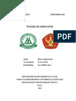 01- RENI - Tonsilofaringitis