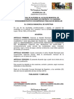 Acuerdo Nro. 09-Septiembre 23 de 2010 Convenio EPM