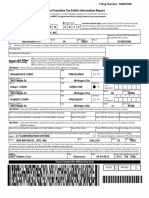 Apru 2015 Public Information Report