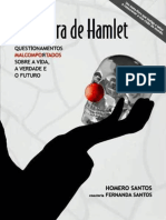 A Caveira de Hamlet - Questionamentos Malcomportados sobre a Vida, a Verdade e o Futuro - Homero Santos.epub