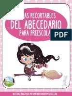 PDF Abecedario Recortable