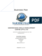 SSDC Business Plan