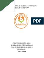 Panduan Komunikasi Pemberian Informasi Dan Edukasi Yang Efektif Mke 1
