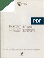 Bernard Lonergan - Insight - Um estudo do conhecimento humano.pdf