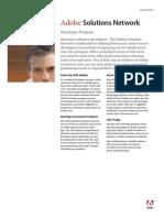 ASN Developer Program Datasheet