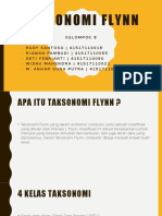 Taksonomi Flynn