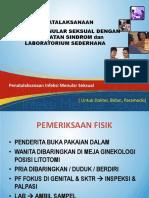 Pemeriksaan Fisik - Diagnosa - Terapi