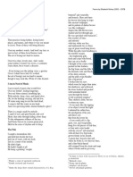 Elizabeth Bishops Poems