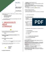 Lithiase de VBP Et Ses Complications