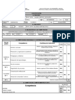 Protocolo de Evaluacion de Desempeño 2017 Halber