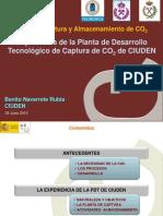 Benito Navarrete Rubia_Experiencia de la Planta de Desarrollo Tecnológico de Captura de CO2 de CIUDEN.pdf