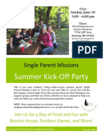 spm summer kick off party
