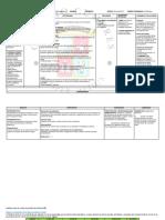 Propuesta Plan de Clase Por Competencias (Formato de Celdas)