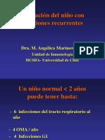 04-24 Evaluacion Del Niño Con Infecciones Recurrentes
