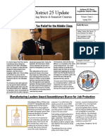 District 25 Spring 2018 Newsletter