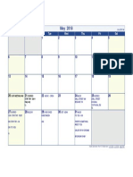 Dames .May Calendar-1