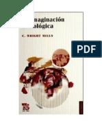 Mills C Wright - La Imaginacion Sociologica.doc