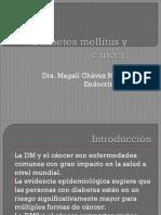 10.Diabetes Mellitus y Cancer
