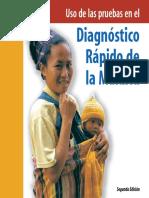 Malaria RDT 2ndEd Spanish