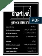 Bharati axa life