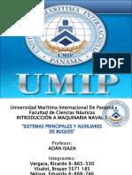 Sistema Principales y Auxiliares Pptx